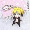 พวงกุญแจอนิเมะ - นินจาคาถานารุโตะ Naruto