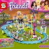เลโก้จีน SY 820 Friends ชุด Amusement Park Roller Coaster **Restock**