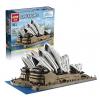 LEGO Creator เลโก้จีน LEPIN 17003 ชุด Sydney Opera Houses