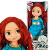 ตุ๊กตา Disney Animators' Collection Merida [Disney USA][j]