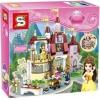 เลโก้จีน SY No.821 ชุด Belle's Enchanted Castle