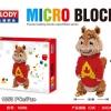 Nanoblock : Alvin