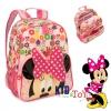 กระเป๋าเป้สำหรับเด็ก 16 นิ้ว ลาย Minnie Mouse [Disney USA]