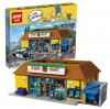 เลโก้จีน Lepin 16004 &#x2605 SIMPSONS Kwik-E-Mart