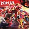 เลโก้จีน LELE 31124 ชุด NinjaGo Spinjitzu