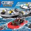 เลโก้จีน LELE CITY 39056 ชุด Police Rescue