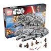 LEGO Star Wars เลโก้จีน LEPIN 05007 ชุด Millennium Falcon