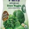 ขนมสำหรับเด็กGerber Graduates Puffs Cereal Snack, Organic Green Veggies รสผักรวมออแกนิกส์ ++ พร้อมส่ง++ Exp Dec 16