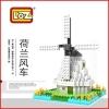 LOZ 9363 สถาปัตยกรรม : Dutch Windmill
