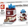 Sembo Block SD6056 : Nestlé