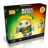 Loz Brickheadz : Link Zelda
