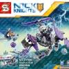 เลโก้จีน SY 896 Nexo Knights ชุด THE HELIGOYLE