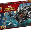 เลโก้จีน LEPIN 07099 Black Panther ชุด Royal Talon Fighter Attack