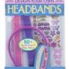 ประดิษฐ์ที่คาดผมสาวน้อย DIY Headbands
