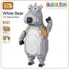 Loz Nanoblock : Backkom Bear xxl #9747