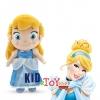 ตุ๊กตา Toddler Cinderella Plush Doll ขนาด 12 นิ้ว[Disney USA]