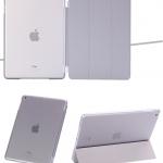 (สีเทา) Smart Cover แยกชิ้นส่วนออกจากกันได้ (เคส iPad Air 1)