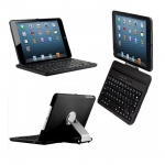 (iPad mini 4) Case + Keyboard Bluetooth หมุนได้ 360 องศา (เคสคีย์บอร์ดไอแพดมินิ 4)