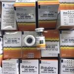 Botulax 200u jnj (กล่อง อย) สุญญากาศ