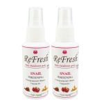 Refresh Extra Care (Odorless) แพ็ค2 ขวด (60 ml.)