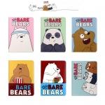 เคสการ์ตูน We BARE BEARS (เคส iPad mini 4)