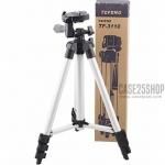 ขาตั้งมือถือ + กล้อง Tripod รุ่น TF-3110 (รับฟรี! ตัวหนีบมือถือ)