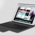 (iPad Air 2) Case + Keyboard Bluetooth บางเฉียบ (เคสคีย์บอร์ดไอแพดแอร์ 2)