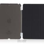 (สี่ดำ) Smart Cover แยกชิ้นส่วนออกจากกันได้ (เคส iPad mini 1/2/3)