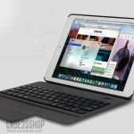 (iPad 2/3/4) Case + Keyboard Bluetooth บางเฉียบ (เคสคีย์บอร์ดไอแพด 2/3/4)