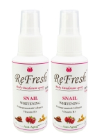 Refresh Extra Care (Odorless) แพ็ค2 ขวด (60 ml.)