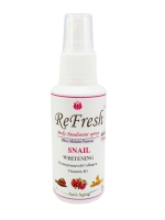 Refresh Extra Care Deodorant Spray ( Britney Midnight Fantasy )1 ขวด 60 ml