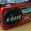 วิทยุพกพา WAXIBA XB-515URT สีแดง (ใหญ่เท่ากับรุ่น 521) thumbnail 3